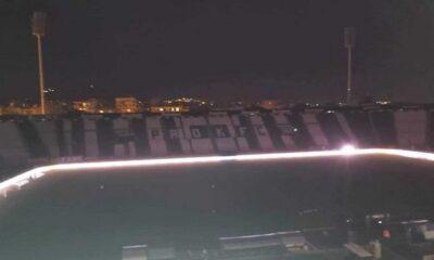 ΠΑΟΚ - ΑΕΚ: Έπεσε το ρεύμα στην Τούμπα (pic+video) 16