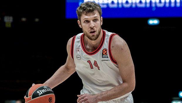 Η βαθμολογία της EuroLeague: Ξανά στο 50% ο Ολυμπιακός (+videos)