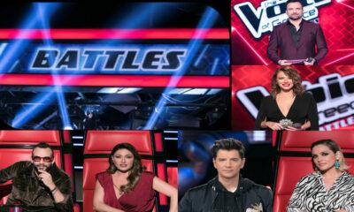 The Voice: Ολοκληρώθηκαν τα Battles – Οι διαγωνιζόμενοι που προκρίθηκαν (videos)