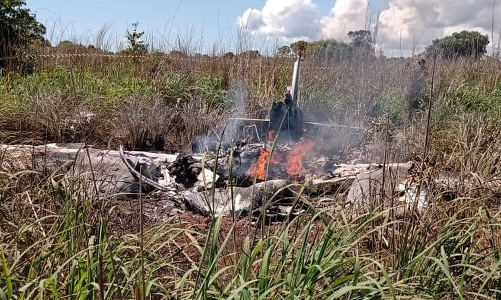 ΣΟΚ από την αεροπορική τραγωδία στη Βραζιλία – Νεκρός ο πρόεδρος & 4 παίκτες Πάλμας (συγκλονιστικό video+photo)