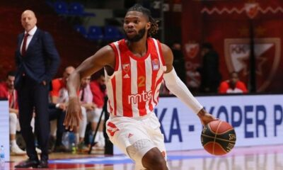 Kατάταξη  EuroLeague: Ξεκόλλησε από Παναθηναϊκό & Βιλερμπάν ο Ερυθρός Αστέρας (+videos)
