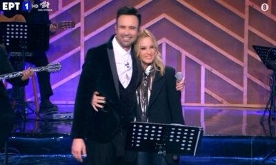 «Στα Τραγούδια Λέμε Ναι»: Εντυπωσίασαν ο Χριστοφόρου και η Πέγκυ Ζήνα στο αφιέρωμα του Μάριου Τόκα (βίντεο)