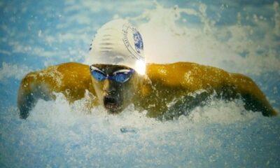 ΣΟΚ!!! Προπόνηση στη... θάλασσα για διεθνή Καλαματιανό κολυμβητή! (+videos) 6
