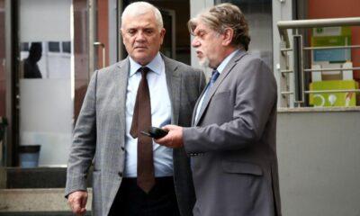 AEK: Υποδοχή οπαδών της σε Βόλο με συνθήματα κατά Μελισσανίδη…