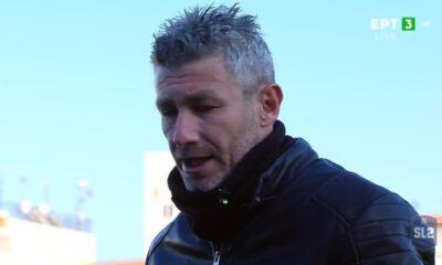 """Αντωνίου: """"Πραγματική σφαγή στη Νίκαια, δικό μας το πρωτάθλημα""""! (video) 8"""