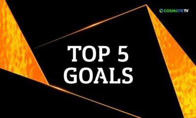"""Τα 5 καλύτερα γκολ της φάσης των """"32"""" του Europa League (video) 13"""