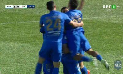 "Super League 2: Μόνος στην κορυφή ο Ιωνικός, ""σκόνταψαν"" Λεβαδειακός, Ξάνθη, Χανιά... (+videos) 16"