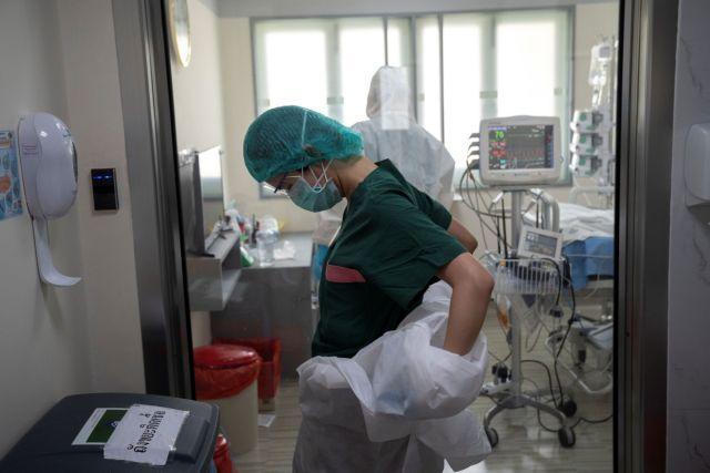 Κορονοϊός: 2874 κρούσματα, 36 (!) η Μεσσηνία – 15 νεκροί και 144 διασωληνωμένοι (+videos)