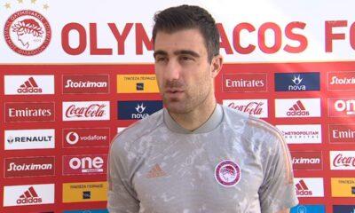 Σωκράτης: Ο Ολυμπιακός βοηθάει την Εθνική και το ελληνικό ποδόσφαιρο (video) 26