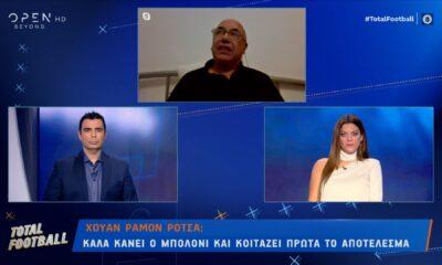 """Ρότσα: """"Ο Μπόλονι άλλαξε το DNA του ΠΑΟ, γελάω για Σισέ, ο ΟΣΦΠ πήρε 2 μπακ 36 ετών..."""" (video) 6"""