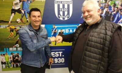 Επιβεβαίωση Sportstonoto και για Κώστα Φραντζέσκο σε Απόλλων Λάρισας! 12