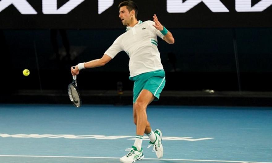 Μαγεία Τζόκοβιτς, διέλυσε τον Μεντβέντεφ και κατέκτησε το Australian Open!