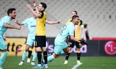 Super League: ΑΕΚ και Άρης κοντράρονται για την τρίτη θέση στο φινάλε των Play Off