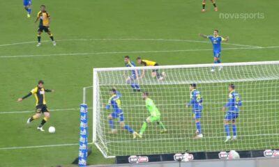 ΑΕΚ - Αστέρας Τρίπολης γκολ