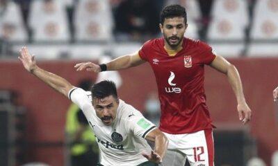 Αλ Αχλί - Παλμέιρας 0-0 (3-2 πεν.): Στην τρίτη θέση οι Αιγύπτιοι 6