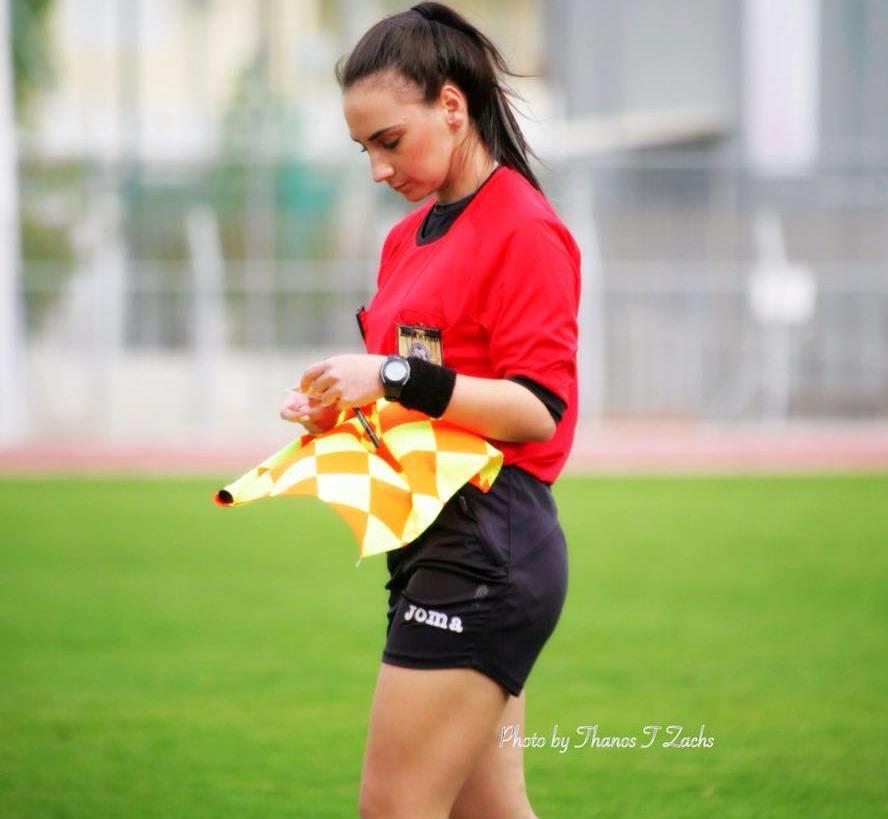 Ετοιμάζεται για την επανέναρξη της Γ' Εθνικής και η πανέμορφη Αλεξία! (pics+vid)