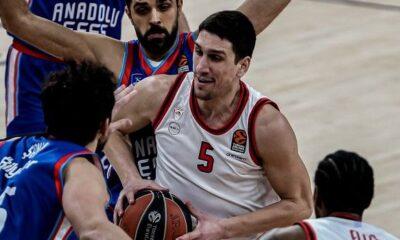 Αναντολού Εφές - Ολυμπιακός 76-53: Κατάρρευση... 18
