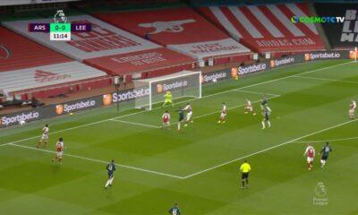 Arsenal - Leeds highlights