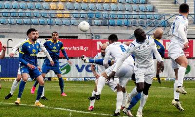 Αστέρας Τρίπολης - Λαμία 0-0