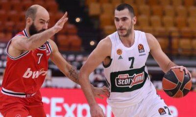 Η βαθμολογία της EuroLeague: 9η νίκη ο Παναθηναϊκός, πολύ πίσω ο Ολυμπιακός για την οκτάδα (+videos) 23