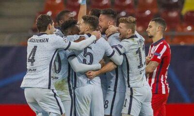 Ατλέτικο – Τσέλσι 0-1: Φουλ για πρόκριση με την γκολάρα του Ζιρού (+video)
