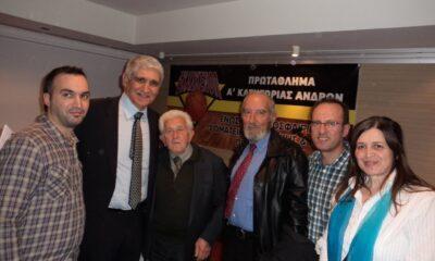 Ευκλής Καλαμάτας: Έφυγε από την ζωή ο ιδρυτής τουΠαναγιώτης Κουτρούλης