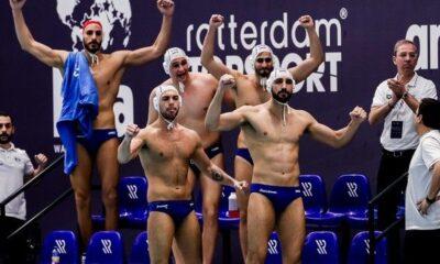 Ελλάδα - Ρωσία 13-10: Η Εθνική πόλο ανδρών προκρίθηκε στους Ολυμπιακούς Αγώνες του Τόκιο (+videos) 6