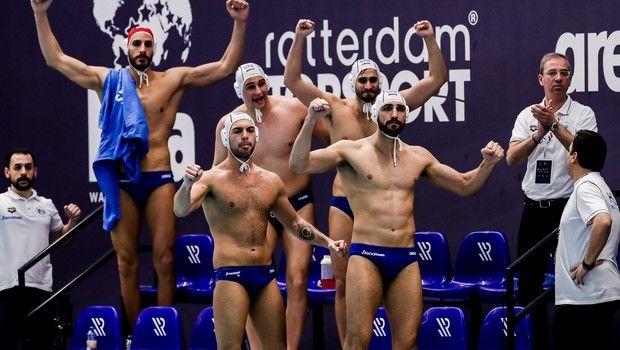Ελλάδα – Ρωσία 13-10: Η Εθνική πόλο ανδρών προκρίθηκε στους Ολυμπιακούς Αγώνες του Τόκιο (+videos)