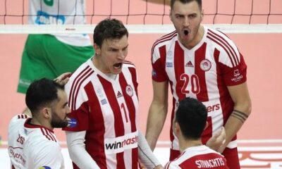 Ολυμπιακός – Παναθηναϊκός 3-0: Σόου του Φρομ και ερυθρόλευκο το ντέρμπι (+video)