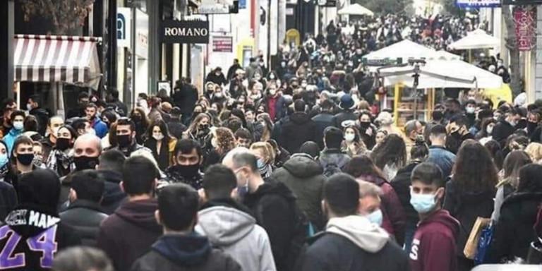 Κοροναϊός : Πού εντοπίζονται τα 1.460 κρούσματα – Ο χάρτης της διασποράς