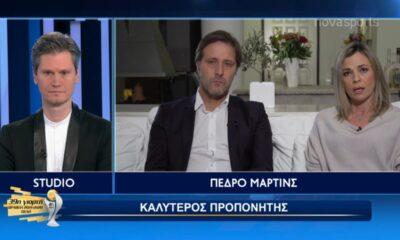 ΠΣΑΠ: Σάρωσε τα βραβεία ο Ολυμπιακός (+videos) 23