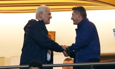 Εκλογές ΕΠΟ: Συνάντηση Μελισσανίδη-Ζαγοράκη 12