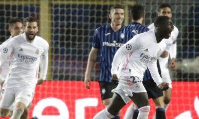 Αταλάντα – Ρεάλ Μαδρίτης 0-1: Νίκησε και τις απουσίες της με Μεντί στο 86′ (+video)