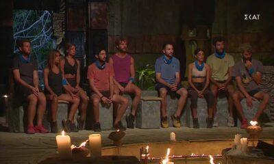 Survivor 2021 | Συμβούλιο αποχώρησης - Έφυγε ο Δημήτρης (video) 19