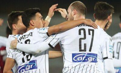 ΑΕΛ - ΠΑΟΚ 1-2: Με δεύτερη νίκη & στους 8 του Κυπέλλου (+videos, φάσεις, γκολ, δηλώσεις) 9