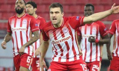 """Παπασταθόπουλος: """"Αισθανόμαστε φαβορί, αλλά μένει ένα ματς"""" (+video) 6"""