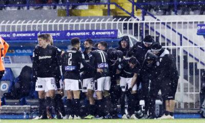 ΠΑΣ Γιάννινα-ΠΑΟΚ 0-2: Άνετη νίκη για τον «Δικέφαλο» 9