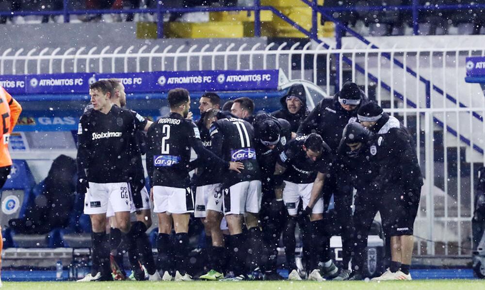 ΠΑΣ Γιάννινα-ΠΑΟΚ 0-2: Άνετη νίκη για τον «Δικέφαλο»