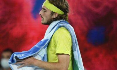 Τσιτσιπάς: Το ρωσικό θωρηκτό Μεντβέντεφ τον άφησε εκτός τελικού στο Australian Open 10