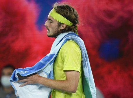 Τσιτσιπάς: Το ρωσικό θωρηκτό Μεντβέντεφ τον άφησε εκτός τελικού στο Australian Open