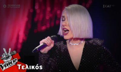 The Voice Γεωργακοπούλου, τελικός
