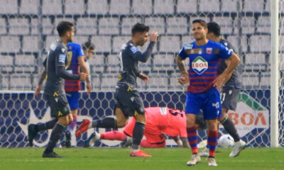 Βόλος - Αστέρας Τρίπολης 0-1