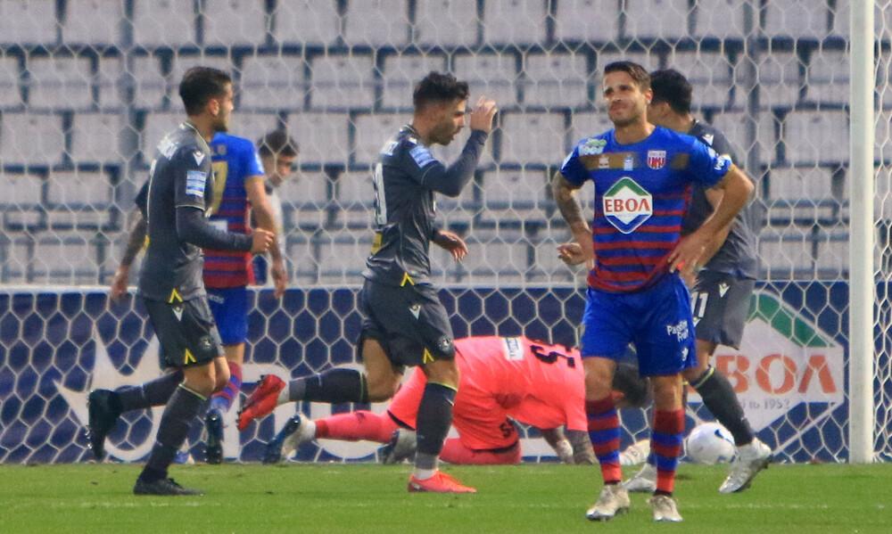 Βόλος-Αστέρας Τρίπολης 0-1: «Κλείδωσε» τα play offs με ρεκόρ και βλέπει… Ευρώπη!