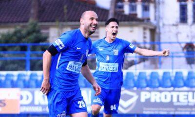 Μεγάλη νίκη του Απόλλωνα Λάρισας, με 1-0 με Ομπράντοβιτς, επί των προβληματικών Χανίων (+video) 16