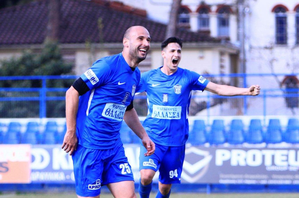 Μεγάλη νίκη του Απόλλωνα Λάρισας, με 1-0 με Ομπράντοβιτς, επί των προβληματικών Χανίων (+video)
