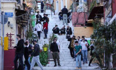 Κορονοϊός: 2.801 νέα κρούσματα σήμερα στην Ελλάδα – 75 νεκροί και 781 διασωληνώσεις
