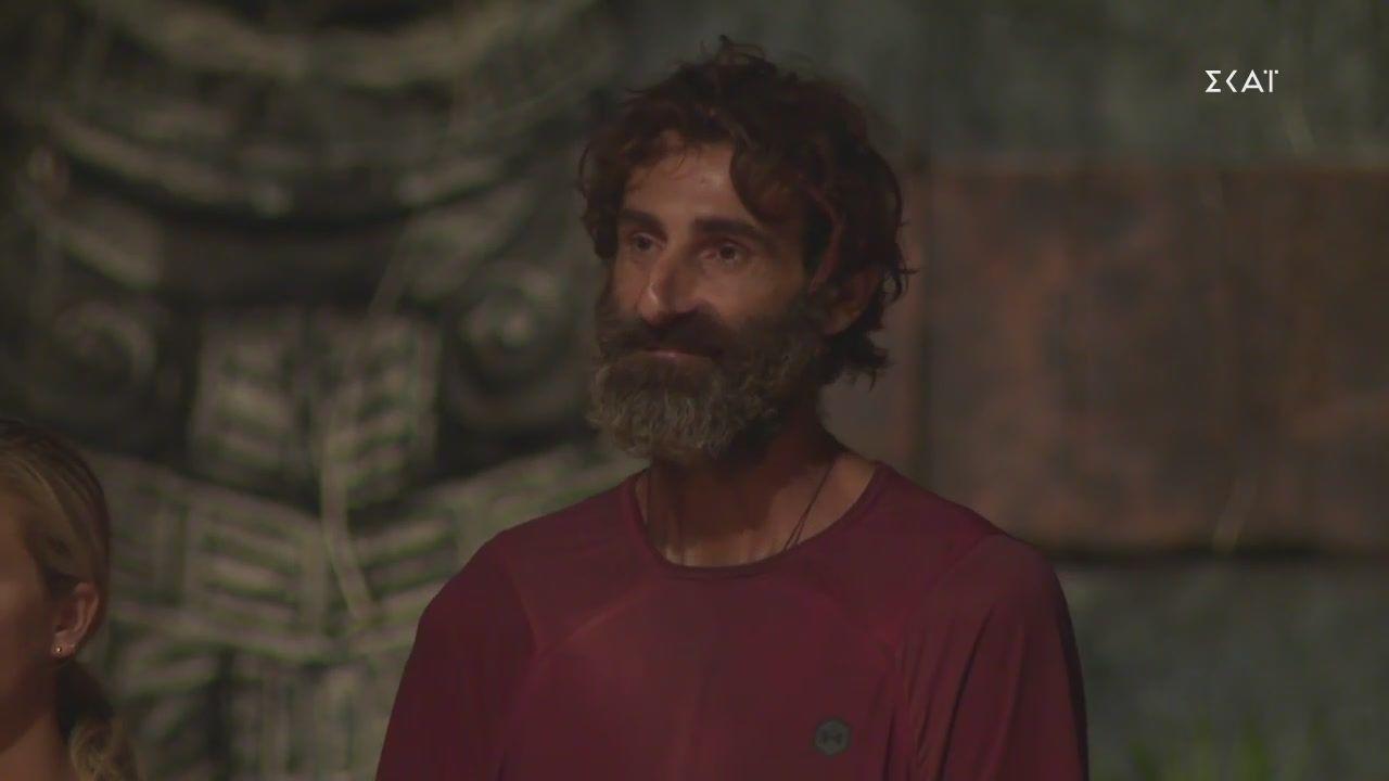 Survivor: ΒΟΜΒΑ – Αποχώρησε ο Κοψιδάς (+video)