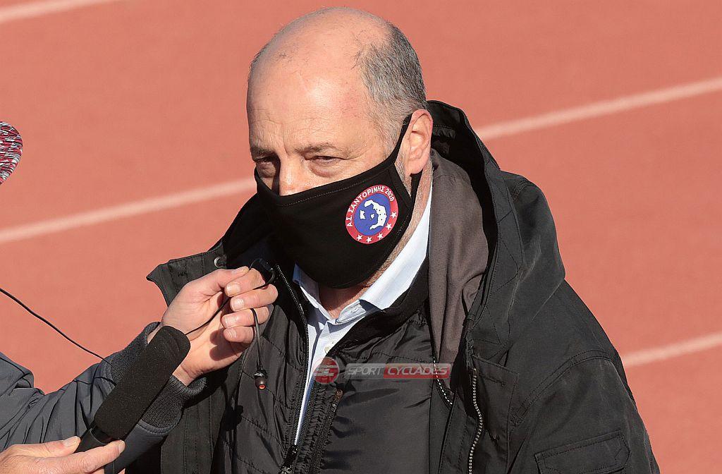 Επιβεβαίωση Sportstonoto: Ανοίγουν οι ασκοί του Αιόλου, έκανε ένσταση κατά της Ρόδου, η Σαντορίνη 2020…