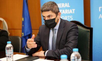 Ο Αυγενάκης επαναφέρει το θέμα της αναστολής των ερασιτεχνικών πρωταθλημάτων!!