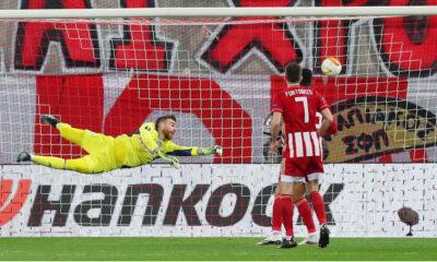 Ολυμπιακός - Άρσεναλ 1-3 (video) 22